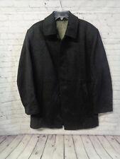 ! White Stone Wool & Cashmere Men's Jacket Coat Sz. M