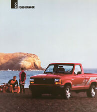 Good Condition 1991 FORD RANGER BROCHURE 91
