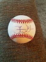 Luke Weaver cardinals signed game used official major league baseball exactproof