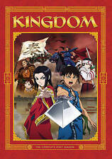 Kingdom: The Complete First Season Brand New DVD