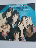 THROUGH THE PAST DARKLY ROLLING STONES VINYL ALBUM LP FREE DELIVERY