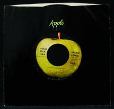 JACKIE LOMAX-Sour Milk Sea-Rare Psych Rock 45 By George Harrison-APPLE #1802