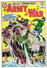 Our Army at War #153 Featuring Sgt. Rock & Enemy Ace, Fine - VF Condition