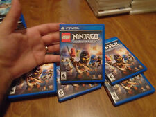 LEGO Ninjago: Shadow of Ronin PS VITA Sony PlayStation Vita PSVITA COMPLETE