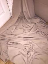 """1 MTR CHAMPAGNE 100% POLYESTER LINING FABRIC...45"""" WIDE"""