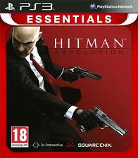 Hitman Absolution Sony Playstation 3 Essentials