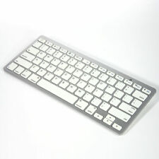 Mini Bluetooth V3.0 Wireless Keyboard Touchpad Portable For Windows PC Smart TV