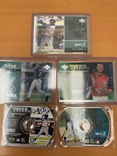 1999 Upper Deck Ken Griffey Jr Power Deck Lot of 5 Different Cards. HOF LEGEND!