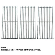 SCX473 Stainless Steel Cooking grid Replacement Kenmore Gas Grill