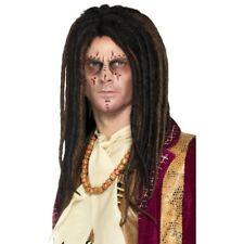 Deluxe Voodoo Dreadlock Wig Scary Jamacian Fancy Dress Halloween Wig