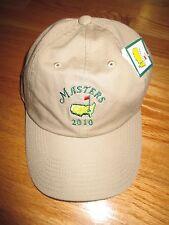 2010 MASTERS (Adjustable) Cap PHIL MICKELSON Winner w/ Tags