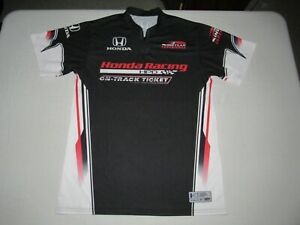 Honda Racing Indycar Experience Jersey Shirt Men's Size M Indy 500