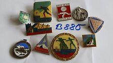 Diverse Metallabzeichen Sport usw (B880-)