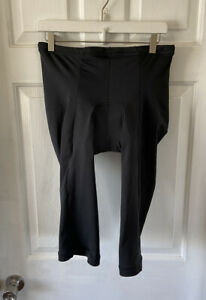 Pearl Izumi Bicyclist Padded Shorts Black Size XL