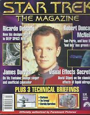 "STAR TREK MAGAZINE ISSUE 9 (Robert Duncan McNeil Cover) ""FREE SHIPPING"""