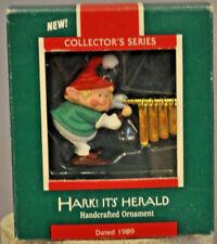 Hallmark Hark! its Herald - Elf Collector Series Ornament