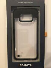 Granite Mono Series Hybrid Slim Case Cover Samsung Galaxy S8+ Plus - Clear/Black