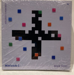 TXT – Minisode1 : Blue Hour [2020, CD, R Version] New