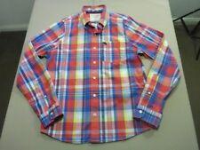 058 Womens Abercrombie & Fitch Slim Str8 Blue Jeans Sze 31 / 30 L .