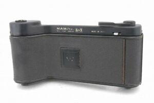 Mamiya 6x9 Roll Film Holder Back Adapter Universal Press Super 23 *YS877