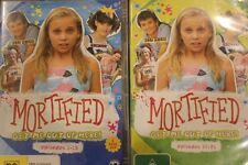 MORTIFIED RARE DELETED OOP DVD GET ME OUT OF HERE CHILDREN'S COMPLETE TV SERIES
