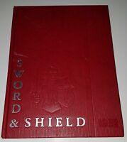 South Salem High School Yearbook Oregon 1982 VTG Saxons Red Hardcover Book