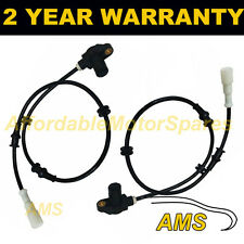 2X FOR VAUXHALL VECTRA MK1 B 1.6 1.8 2.0 2.2 ABS SPEED SENSOR FRONT LEFT + RIGHT