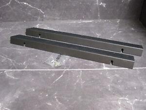 2 Technics RP-9130 Rackwinkel / Schienen für RS-1500 /1506 / 1700