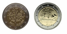 LOT 2 euro commémoratives Estonie 2020 x2 - 2 euro coins Estonia 2020 x2