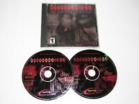 Necronomicon The Gateway To Beyond PC Game Complete 2001