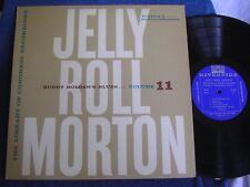 Jelly Roll Morton Library Congress Recordings Vol 11/1955/Riverside RLP 9011/M-
