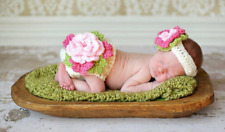 Newborn baby boy crochet clothes photo photography prop costume hat