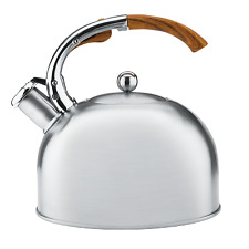 RACO Elements 2.5L Stovetop Kettle Stove Top Kettles Induction Silver