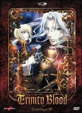 DVD - Trinity Blood - Capitolo VI - Yamato Video - ITALIANO SIGILLATO #NSF3