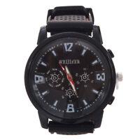 Weijieer Silikon Herren Outdoor Sport Armbanduhr Schwarz X8P6) OE