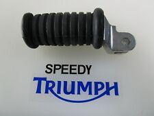 TRIUMPH BONNEVILLE T100 SCRAMBLER FRONT RIGHT FOOTREST NO LOGO T2080742