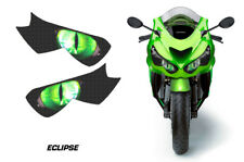 Headlight Eye Graphics Kit Decal Cover For Kawasaki Ninja ZX14R 2012-2014 ECLP G
