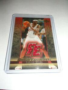 2003-2004 Upper Deck DARIUS MILES #J31 Rookie Exclusives JERSEY CARD NM/M