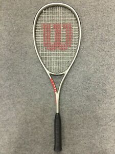 Wilson Pro Staff Lite CV STRUNG ( Squash Racket Racquet 485cm 149g 5.3oz 14x18 L