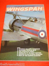 WINGSPAN #  4 - GRUMMAN MALLARD - APRIL 1985