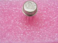 ci LT1021CMH 10/883 - ic LT 1021 CM H-10/883 (boîtier métal rond) (+F10)