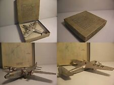 AVION AVANT GUERRE ARMSTRONG ENSIGN  DINKY TOYS N° 62P