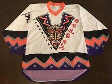 Rare Vintage CCM RHI Vancouver Voodoo Hockey Jersey