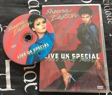 Sheena Easton Live Uk Special 1982 and more dvd