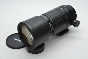 [Opt NEAR MINT SIGMA 300mm F4 APO TELE MACRO AF Lens for Canon EF from JP