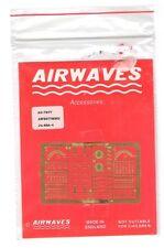 Airwaves Accessories 1:72 Ju-88A-4 Photoetch Detail AW2077MMD AC7277