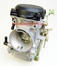 Carburetor Keihin CVK 34 manual choke cable-type. New, Genuine, Made in Japan.