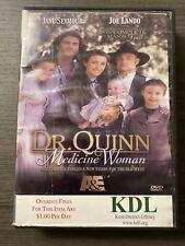 Dr. Quinn, Medicine Woman - The Complete Season 4 (DVD, 2004, 8-Disc Set)
