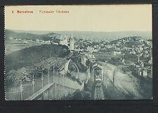 2788.-BARCELONA -6 Funicular Tibidabo