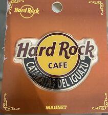 Hard Rock Cafe Iguazu Classic Logo Magnet